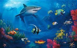 underwater themes for windows 10 ページ 1 鮫 hdデスクトップの壁紙 無料のデスクトップの背景