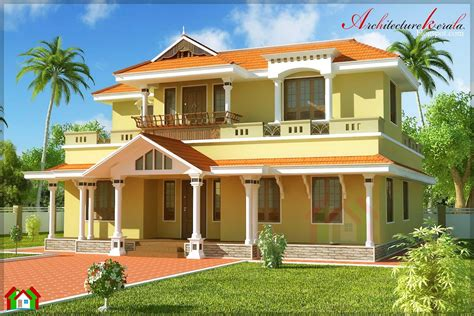 home designs kerala architects architecture kerala 2500 square feet traditional style kerala house design