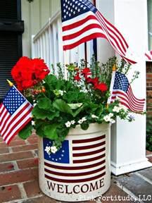 patriotic decorating ideas patriotic memorial day decorations