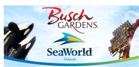 Seaworld And Busch Gardens by Busch Gardens Ta And Seaworld Orlando Announce 30