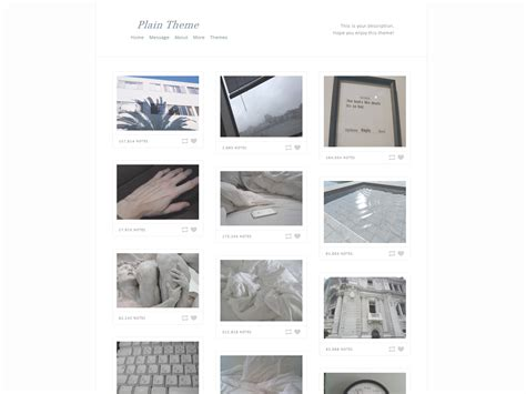themes tumblr plain tumblr themes