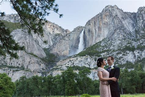 Yosemite Wedding by Glacier Point Yosemite Wedding Photography And Zehra