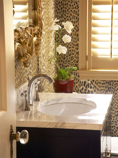 animal print wallpaper home design ideas pictures