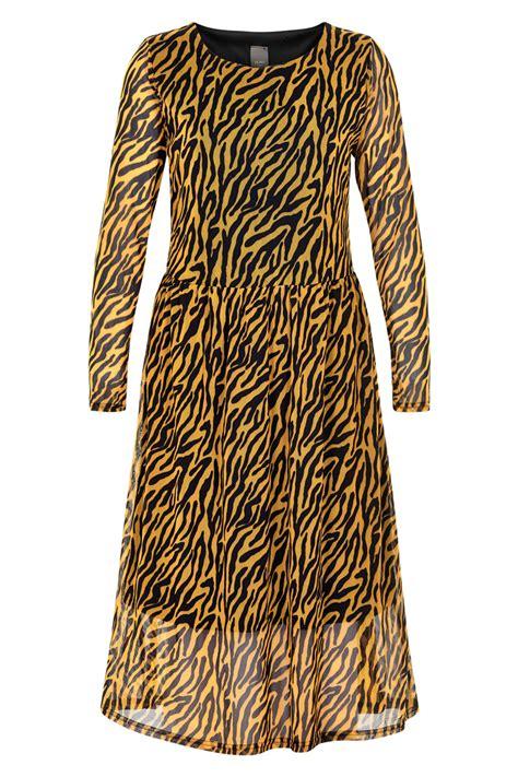 Macan Dress by Ichi X Macan Dress 20107988 Ichi