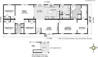 18x80 Mobile Home Floor Plans Nice Homes Plans House Of Samples