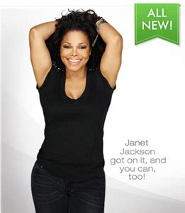 Janet Jackson New Weight Loss Effort And Diet by Janet Jackson Is New Spokeswoman For Nutrisystem