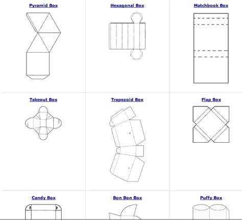 free cardstock templates pyramid box template scatole