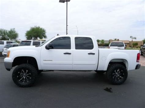 2013 gmc lifted for sale purchase used 2013 gmc 1500 crew cab 4x4 used