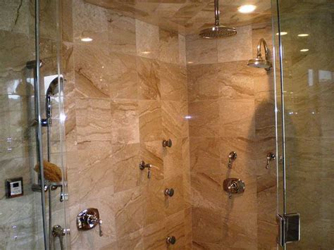 how to install a shower head in a bathtub ceiling shower head installation roselawnlutheran