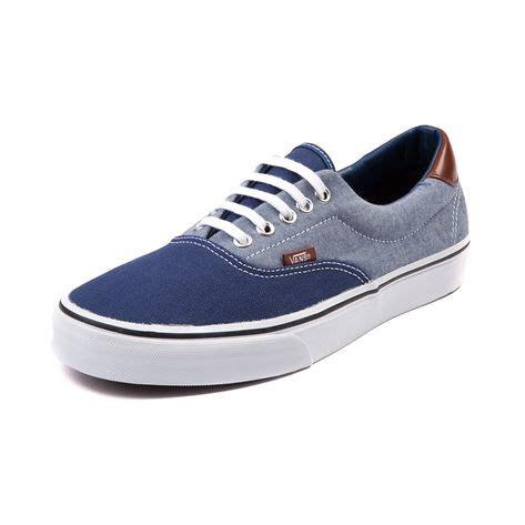 Sneaker Sepatu Vans Shoes Motif America Casual Mearah Putih Import 1 vans era 59 skate shoe blue journeys shoes shoes lace closure lace and