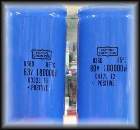 largest capacitance capacitor mtz audio nippon chemicon