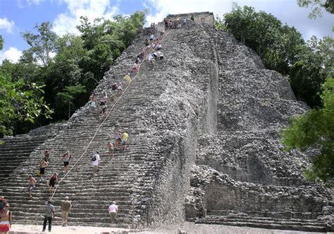 coba pyramid mexico my pictures from mexico 2014 pinterest mayan ruins akumal vacations