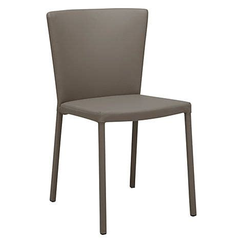 lewis dominique dining chair black taupe