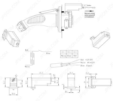 autoloc power window switch wiring diagram 42 wiring