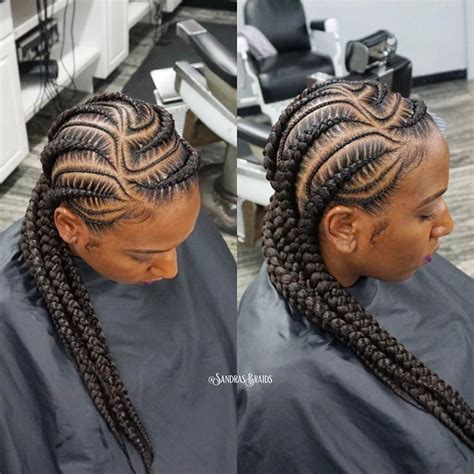 trending braid styles pack 10 trending braided hairstyles for round faces 9gist