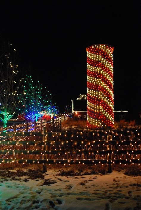 chatfield botanic gardens christmas lights denver botanic gardens at chatfield lovelivingincolorado