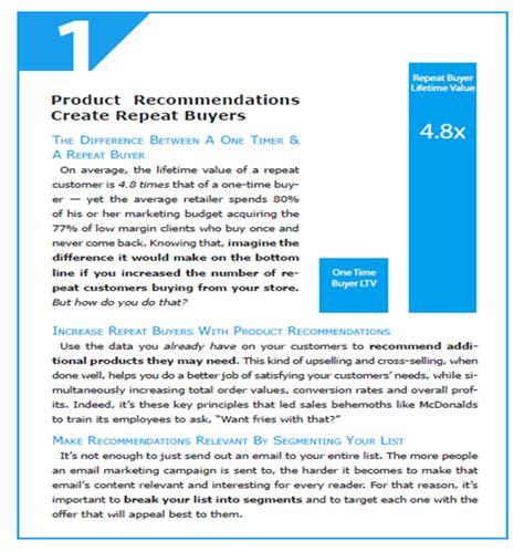 What Makes A White Paper - ecomm segmentation white paper pg1 screenshot png