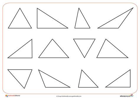 figuras geometricas angulos formas y figuras geom 233 tricas el tri 225 ngulo