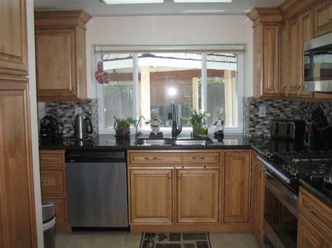 kitchen cabinets regina kraftmaid update transitional kitchen san francisco