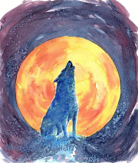 watercolor wolf tutorial 1000 ideas about wolf painting on pinterest wolf