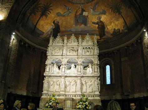 santo di pavia sant agostino le celebrazioni a pavia