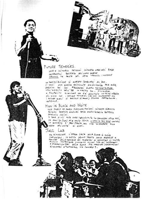 testo memories le bands musicali reatine rieti libertaria