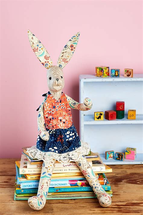 Harriet Hare   Free sewing patterns   Sew Magazine