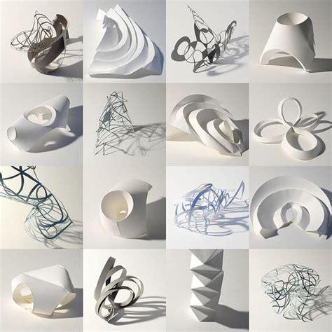Papercraft Techniques - 17 best ideas about paper sculptures on paper