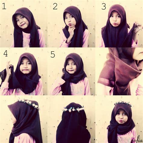 tutorial hijab simple jaman sekarang tutorial cara memakai hijab simple yang minimalis