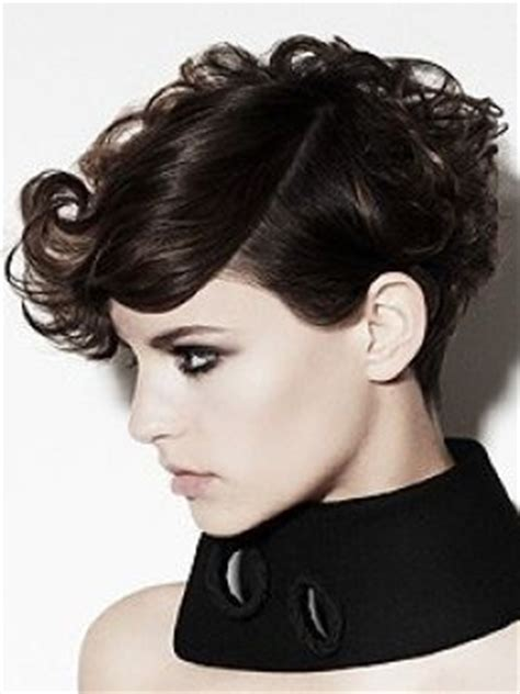 hairstyles to bring out cheeks cute glam punk short hair styles anyone who has the