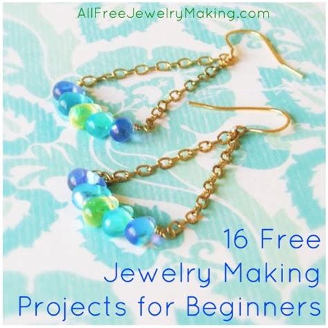 free jewelry projects 16 free jewelry projects for beginners 8 basic