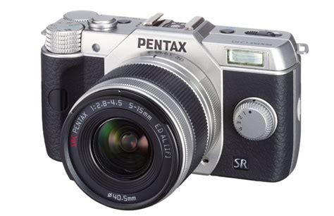 Kamera Pentax Q Kit pentax med nytt kamera i q serien fotografi