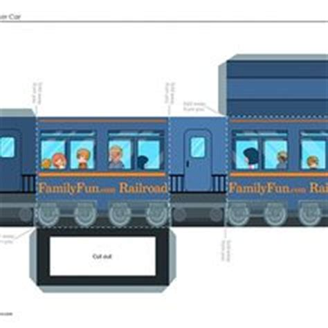 printable paper christmas train 1000 images about printable paper toys on pinterest