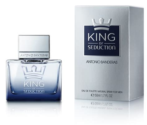 Parfum Antonio Banderas king of for antonio banderas perfumes puig