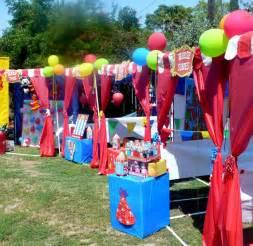 Backyard Carnivals Carnival Booth Pvc Frame Plans Diy Carnival By Woodlarkdesigns