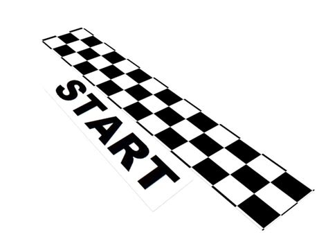 art startup car race starting line clipart 18