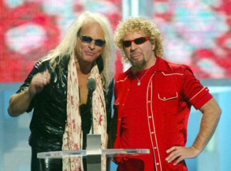 The Halen Reunion That Lasted 5 Seconds by Sammy Hagar Is Open To Halen Reunion The Laser