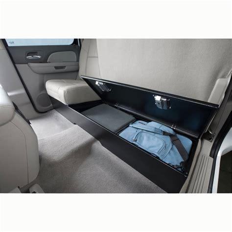 truck bed safe bedbunker concealed truck bunker tb 2815