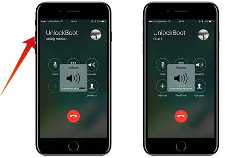 call volume  iphone     heres  fix