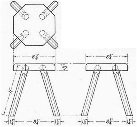plans to build wooden stool plans pdf plans