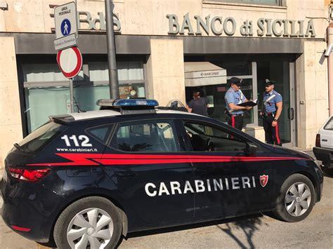agenzia unicredit assalto in a misilmeri arrestati i tre rapinatori