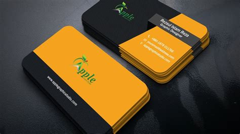 Professional Business Card Designs
