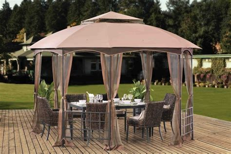 permanent garden gazebo 25 best ideas of modern permanent gazebo