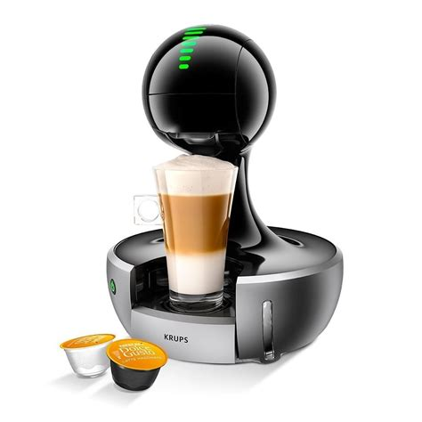 Coffee Maker Dolce Gusto krups dolce gusto drop coffee machine silver krups from powerhouse je uk