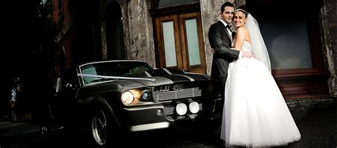 mustang wedding cars melbourne mustang wedding car hire melbourne mustangs eleanor