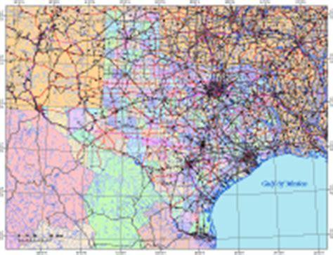 texas digital vector maps download editable illustrator