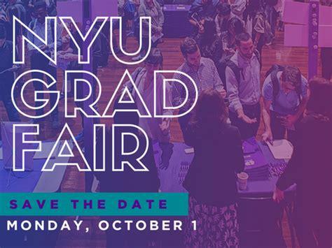 tisch office of graduate admissions nyu grad fair