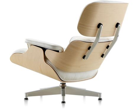 Chair Designer Charles by White Ash Eames 174 Lounge Chair Hivemodern