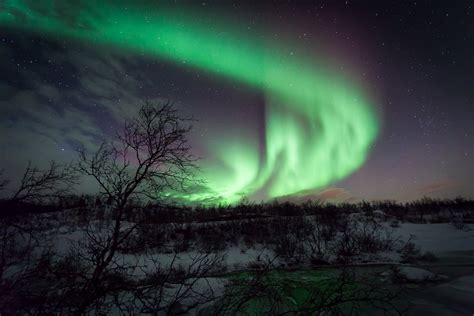 best place to see northern lights best places to see the northern lights great lost