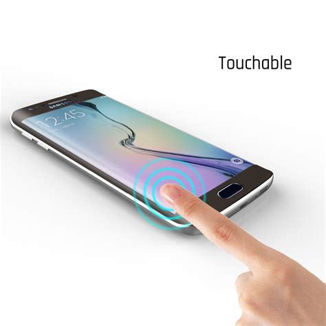 Ss4716 Hd Screen Protector Galaxy S6 stalion 174 shield premium screen protector guard for samsung galaxy s6 edge ebay
